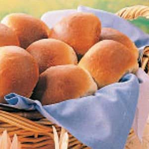Contest-Winning Buttermilk Pan Rolls Recipe