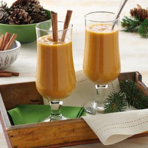 Pumpkin Smoothies Recipe
