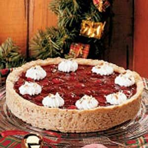 Almond Cranberry Tart Recipe