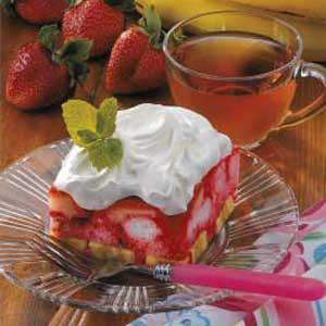 Strawberry Banana Dessert Recipe
