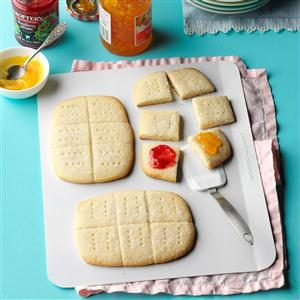 Lemon Poppy Seed Shortbread Recipe