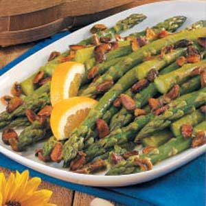 Pistachio Orange Asparagus