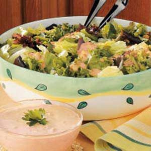 Thousand Island Salad Dressing Recipe