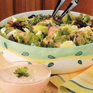 Thousand Island Salad Dressing Recipe