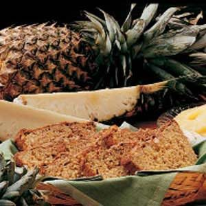 Pineapple Nut Bread Recipe