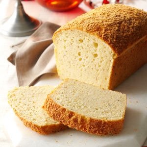 Herbed Parmesan Bread Recipe