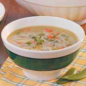 Wisconsin Split Pea Soup Recipe