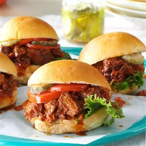 Pork and Beef Barbecue Recipe