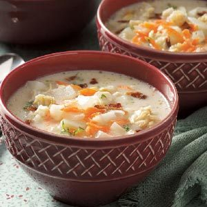 Clam Chowder for a Crowd Recipe