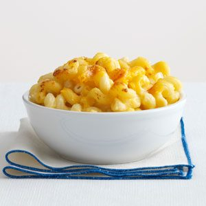 Two-Cheese Mac 'n Cheese