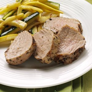Rosemary Pork Loin Recipe
