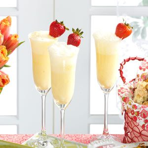 Creamsicle Mimosa Recipe