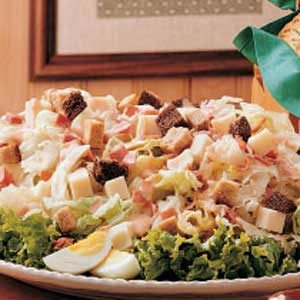 Hearty Reuben Salad Recipe