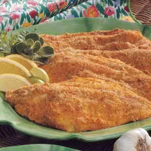 Flavorful Catfish Fillets Recipe