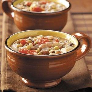 Sixteen-Bean Soup Recipe