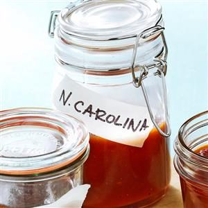 North Carolina-Style BBQ Sauce Recipe
