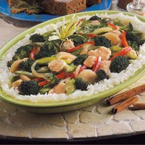 Broccoli Chicken Stir-Fry Recipe