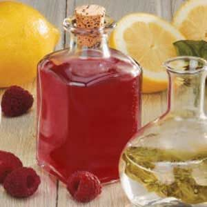 Sweet Raspberry Vinegar Recipe