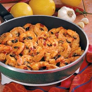 Rosemary Garlic Shrimp Recipe