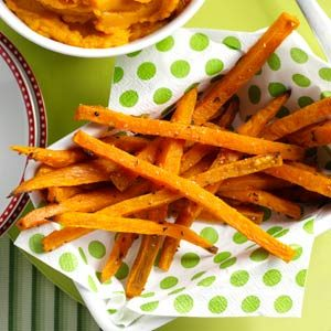 Rosemary Sweet Potato Fries Recipe