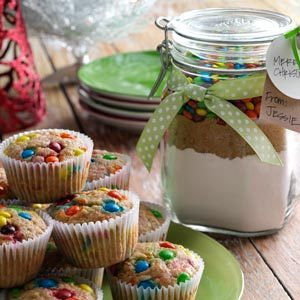 Banana-Chip Muffin Mix Recipe