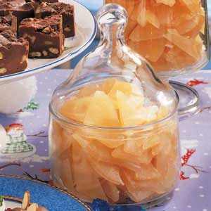 Grandma's Butterscotch Candy