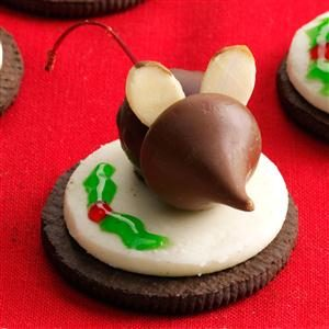 Christmas Eve Mice