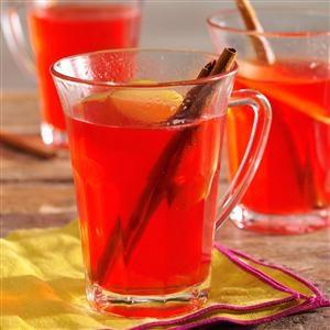 Cinnamon Spiced Cider Recipe