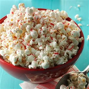 19 Holiday Popcorn Recipes