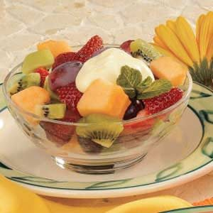 Lemonade Fruit Dressing Recipe