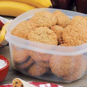Grandma's Chewy Oatmeal Cookies Recipe photo by Taste of Home