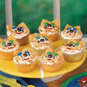Kitty Cat Cupcakes Recipe