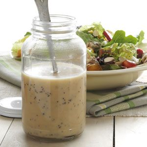 Recipes for Salad Dressing