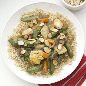 Snappy Chicken Stir-Fry Recipe