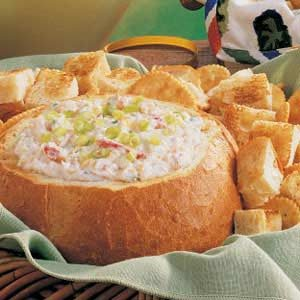 Baked Crab Dip Recipe