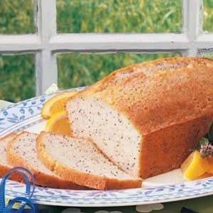 Almond Poppy Seed Bread Recipe