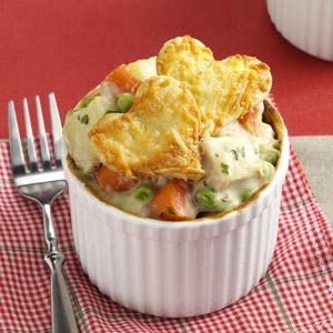Love You Potpies Recipe