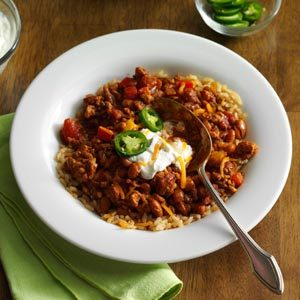 Guilt-Free Chicken Chili Recipe