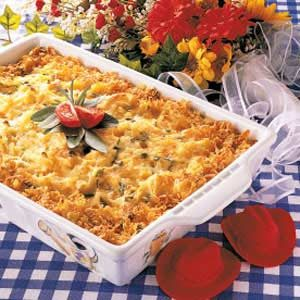 Rich Potato Casserole Recipe