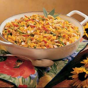Creole Skillet Dinner