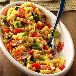 Quick Antipasto Salad Recipe