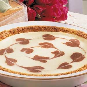 Chocolate Cheese Pie Recipe