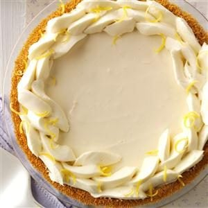 Limoncello Cream Pie Recipe