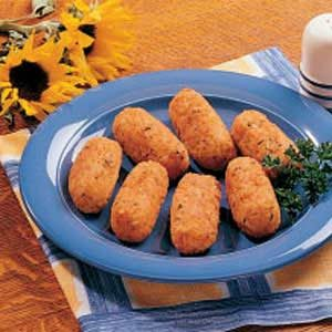 Rice Croquettes Recipe