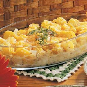Summer Squash Side Dish Casserole Recipe