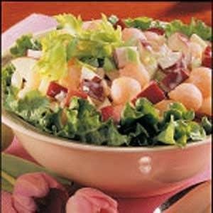 Blue Cheese Apple Salad Recipe