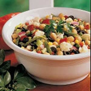 Vegetable Salad Medley Recipe