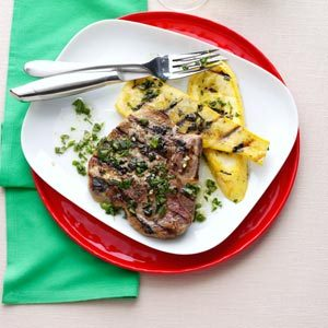 Herbtastic Pork Chops Recipe
