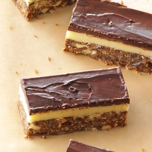 Calgary Nanaimo Bars Recipe