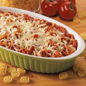 Pepperoni Pasta Bake Recipe